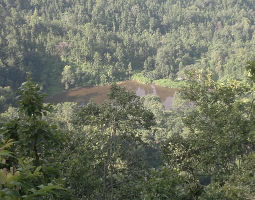 1 Bhotedaha Pond